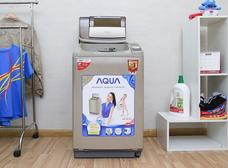 [ Bảng mã lỗi máy giặt Sanyo (Aqua) inverter ] Đầy Đủ, Chính Xác