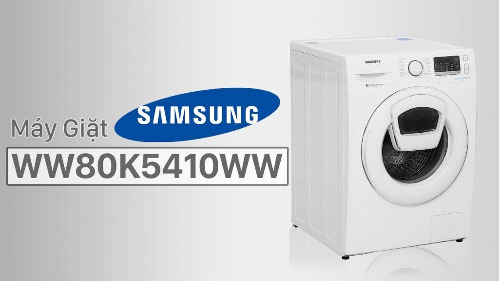 Bảng mã lỗi máy giặt SamSung cửa ngang, cửa trên, inverter
