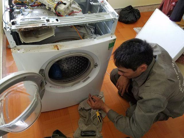 Sửa máy giặt ở khu đô thị Kim Văn Kim Lũ  đến ngay sau 10 phút